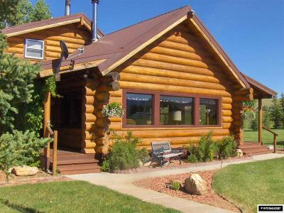 Buffalo Single Family Home For Sale: 120 Longhorn