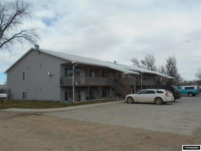 Buffalo Multi Family Home For Sale: 801-815 Red Cloud