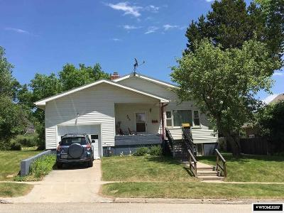 Buffalo Single Family Home For Sale: 245 S Lobban
