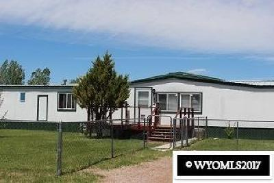 Lyman WY Single Family Home For Sale: $75,000