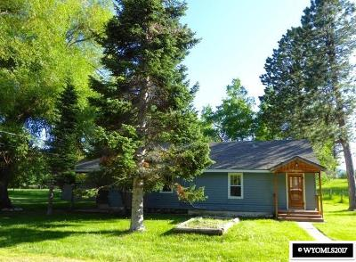Story Single Family Home For Sale: 94 N Piney Rd