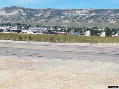 Rock Springs Residential Lots & Land For Sale: Gateway Blvd. Parcel 1
