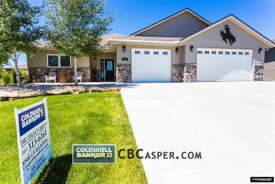 Casper Single Family Home For Sale: 946 Cheney Loop
