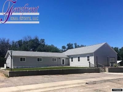Glenrock Single Family Home For Sale: 125 N 7th