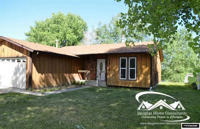Douglas Single Family Home For Sale: 1144 Mesa