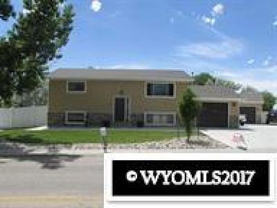 Bar Nunn Single Family Home For Sale: 4736 Antelope Dr