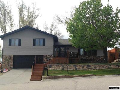 Buffalo Single Family Home For Sale: 605 Sesame
