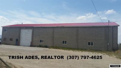 Mills Commercial For Sale: 500 Platte