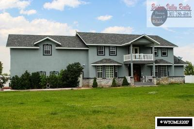 Mountain View Single Family Home For Sale: 900 State Highway 414