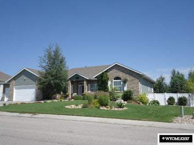 Casper Single Family Home For Sale: 4520 E 22nd