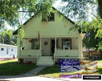 Douglas Single Family Home For Sale: 527 S 6th Street