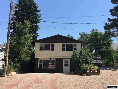 Multi Family Home For Sale: 187 Western