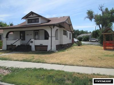Single Family Home For Sale: 563 Cy Ave
