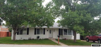 Green River Single Family Home For Sale: 265 Trail