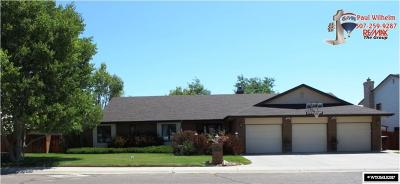 Glenrock, Alcova, Casper, Douglas, Evansville, Bar Nunn, Midwest Single Family Home For Sale: 2011 Brighton