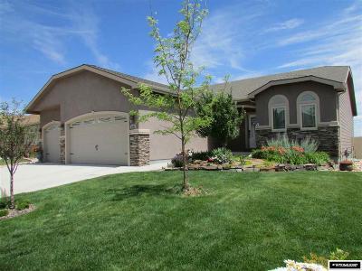 Casper Single Family Home For Sale: 6156 Coronado