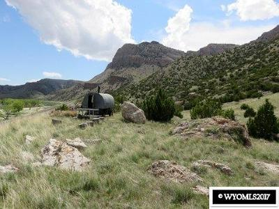 Shoshoni WY Residential Lots & Land For Sale: $1,100,000
