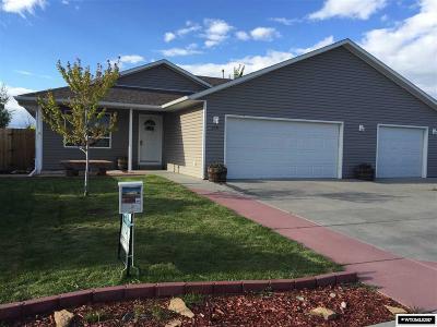 Douglas Single Family Home For Sale: 110 Bow