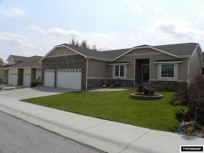 Casper Single Family Home For Sale: 6192 Coronado