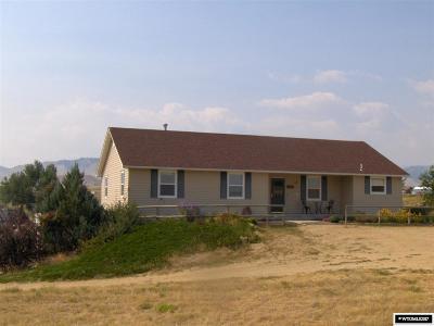 Buffalo Single Family Home For Sale: 3 Longhorn