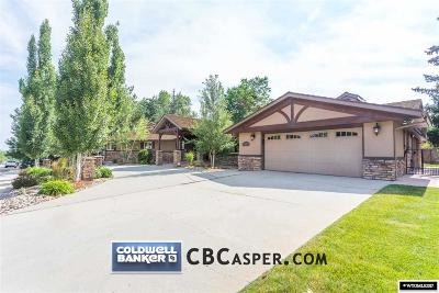 Glenrock, Alcova, Casper, Douglas, Evansville, Bar Nunn, Midwest Single Family Home For Sale: 3311 S Coffman