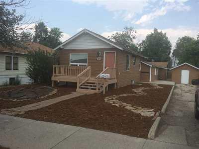 Casper Multi Family Home For Sale: 137 N Jackson