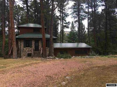 Story WY Single Family Home For Sale: $479,900