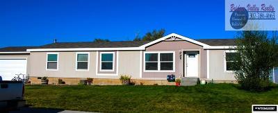 Mountain View Single Family Home For Sale: 130 Buckboard