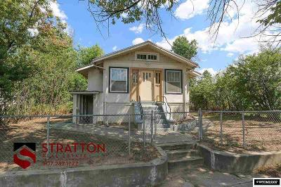 Casper Multi Family Home For Sale: 343 N Jackson
