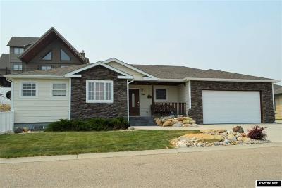 Buffalo Single Family Home For Sale: 280 N Juniper