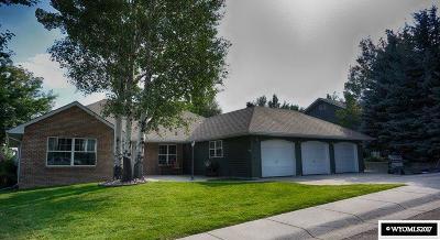 Buffalo Single Family Home For Sale: 777 W Hogerson