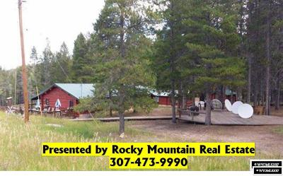 Casper Commercial For Sale: 8455 Casper Mountain