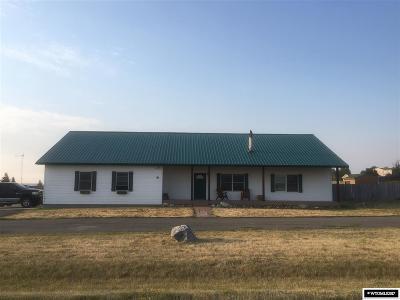 Buffalo Single Family Home For Sale: 9 Hillside