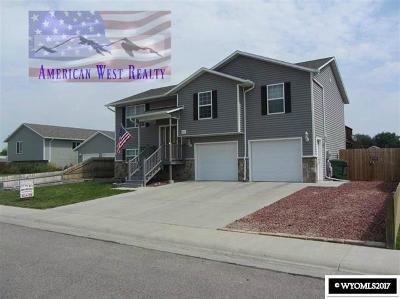 Douglas Single Family Home For Sale: 1013 Hatchet