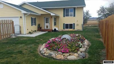 Buffalo WY Single Family Home For Sale: $365,000