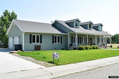 Glenrock Single Family Home For Sale: 614 S 1st