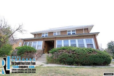 Casper Multi Family Home For Sale: 231 & 241 W 9th