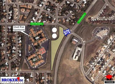 Casper Residential Lots & Land For Sale: 15th & SE Wyoming Blvd.