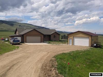 Buffalo Single Family Home For Sale: 491 Klondike