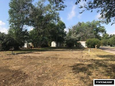 Glenrock Residential Lots & Land For Sale: 129 N 6th St
