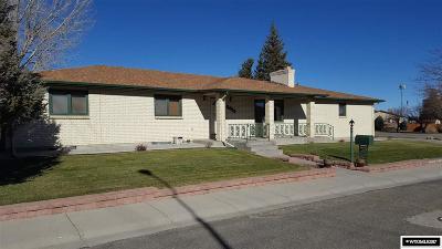 Casper Single Family Home For Sale: 2490 Allyson Place