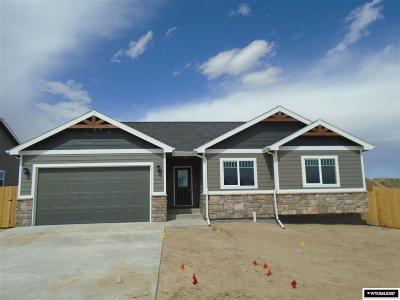 Casper Single Family Home For Sale: 6732 Rogue River