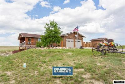 Buffalo Single Family Home For Sale: 51 Horseshoe Hills