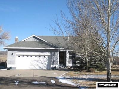 Evanston Single Family Home For Sale: 118 Broken Circle