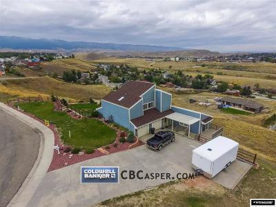 Casper Single Family Home For Sale: 4110 S Center