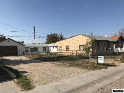 Casper Multi Family Home For Sale: 810 & 812 N Park
