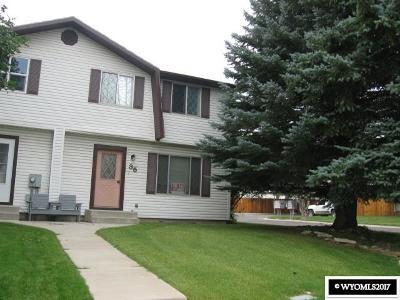 Green River Single Family Home For Sale: 500 Monroe #35