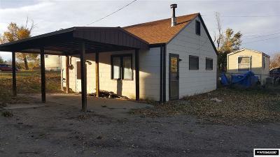 Casper Single Family Home For Sale: 1225 McKinley