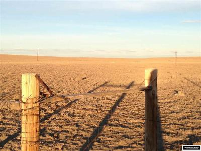 Casper Residential Lots & Land For Sale: State Hwy 20-26