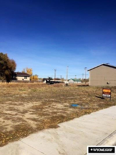 Glenrock Residential Lots & Land For Sale: 610 W Aspen